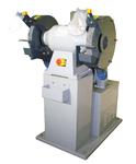 Двухдисковый шлифовальный станок с пылесосом BKL-3000